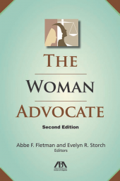 The Woman Advocate E-Book cover