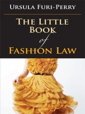 The Little Book of Fashion Law cover