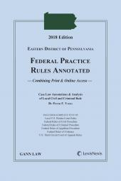 Eastern District of Pennsylvania Federal Practice Rules