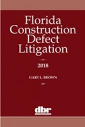 Florida Construction Defect Litigation  cover