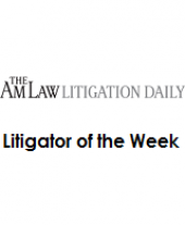 The AmLaw Litigation Daily cover