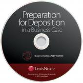Preparation for Deposition in a Business Case cover