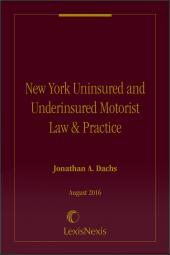 New York Uninsured and Underinsured Motorist Law