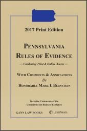 Pennsylvania Rules of Evidence