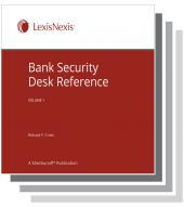 Bank Security Desk Reference cover