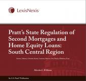 Pratt's State Regulation of 2nd Mortgages & Home Equity Loans - South Central cover