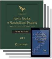 Federal Taxation of Municipal Bonds cover