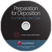 Preparation for Deposition in a Family Law Case cover