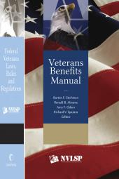 Veterans Benefits Manual and Federal Veterans Laws, Rules and Regulations (Print Bundle) cover