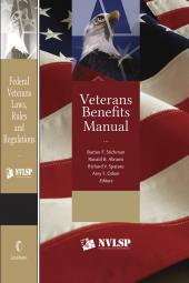 Veterans Benefits Manual; Federal Veterans Laws, Rules and Regulations; and Veterans Benefits Manual and Related Laws and Regulations on eBook, 2016 Editions (Bundle) cover