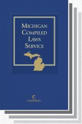 Michigan Compiled Laws Service cover