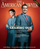 The American Lawyer Digital Edition cover