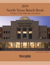 North Texas Bench Book cover