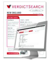 The Verdict Reporter: MA, CT, RI cover
