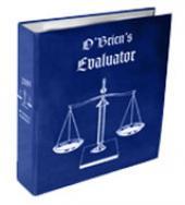 O'Brien's Evaluator cover