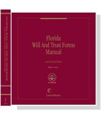 Kane s Florida Will and Trust Forms Manual with Deskbook coverKane s Florida Will and Trust Forms Manual Combo Package  . Florida Revocable Trust Forms. Home Design Ideas