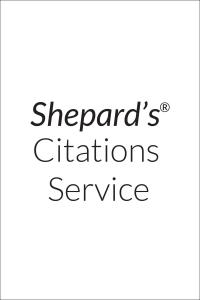 Shepard S United States Citations Master Case And Statute Edition