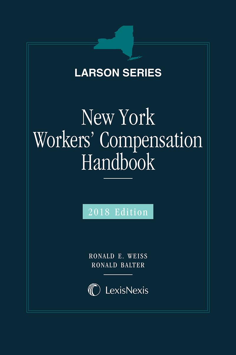 New York Worker's Compensation Handbook