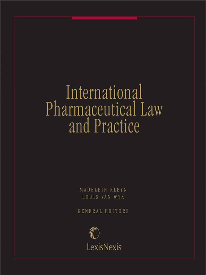 international pharmaceutical law and practice
