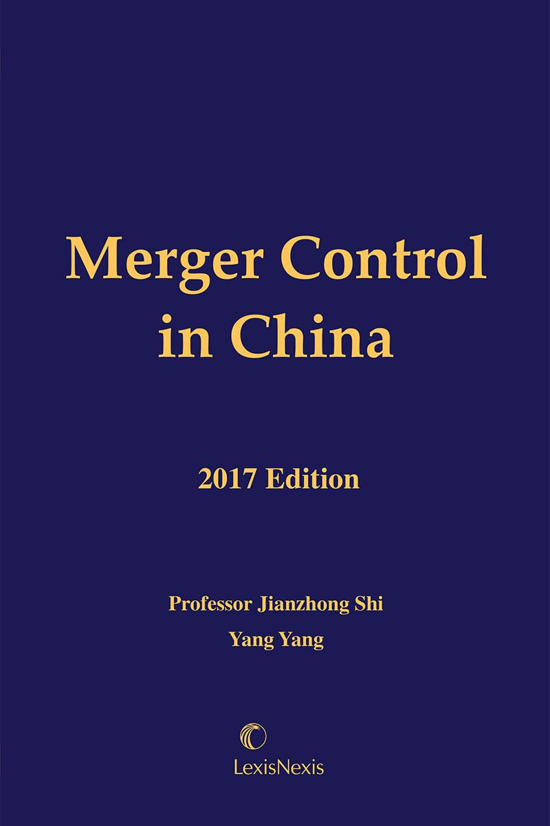 Merger Control in China