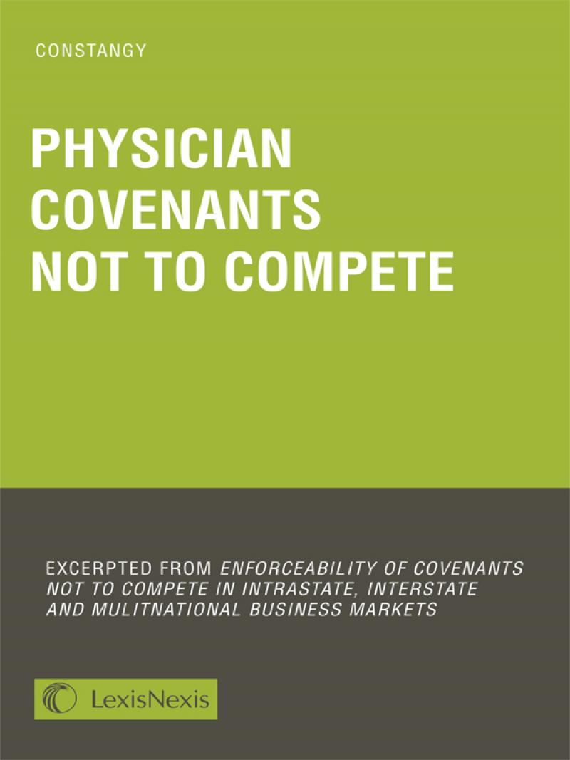Constangy On Physician Covenants Not To Compete Lexisnexis Store