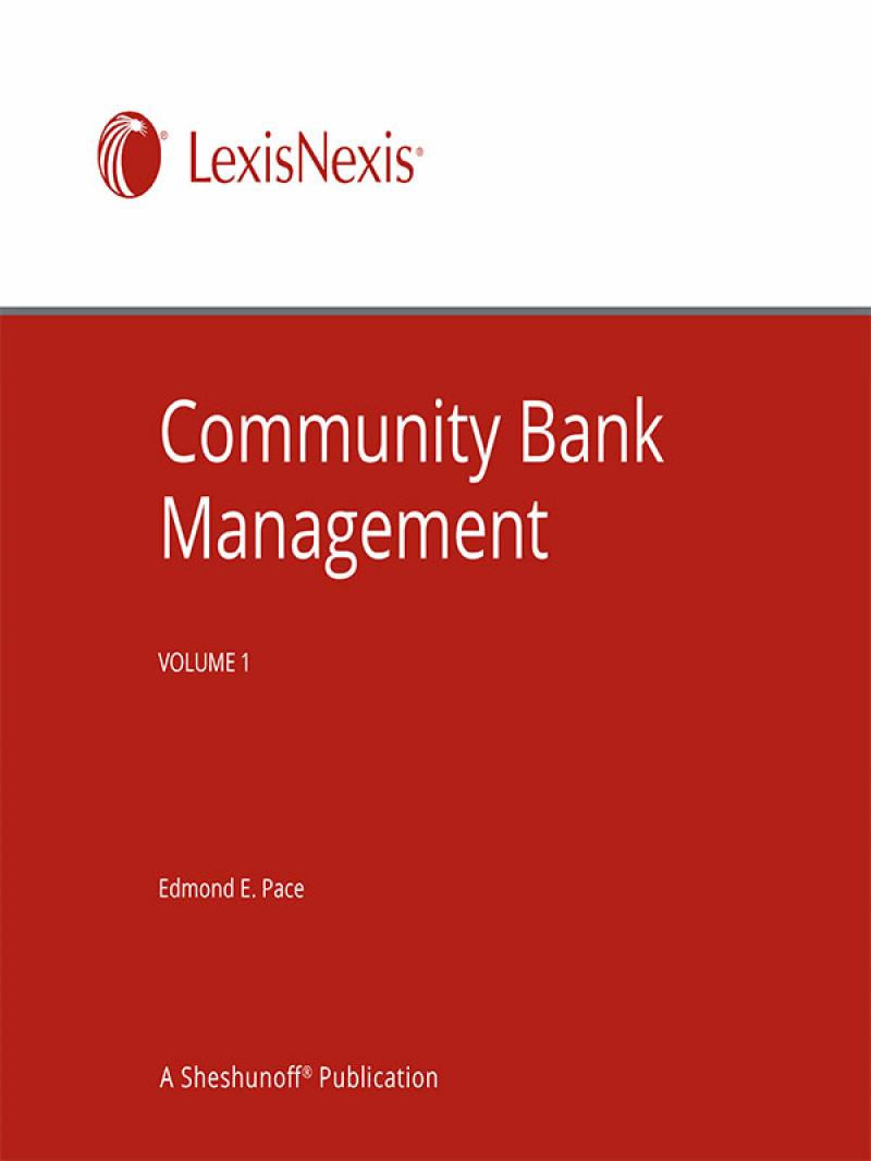 Community Bank Management Lexisnexis Store