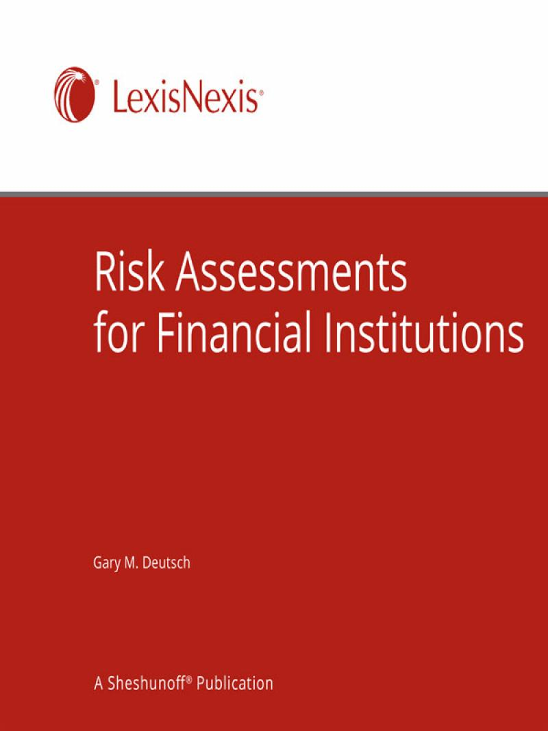 risk assessments for financial institutions nita