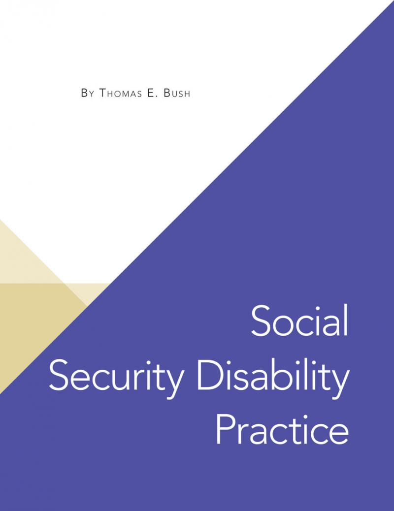 Social Security Disability Practice Lexisnexis Store