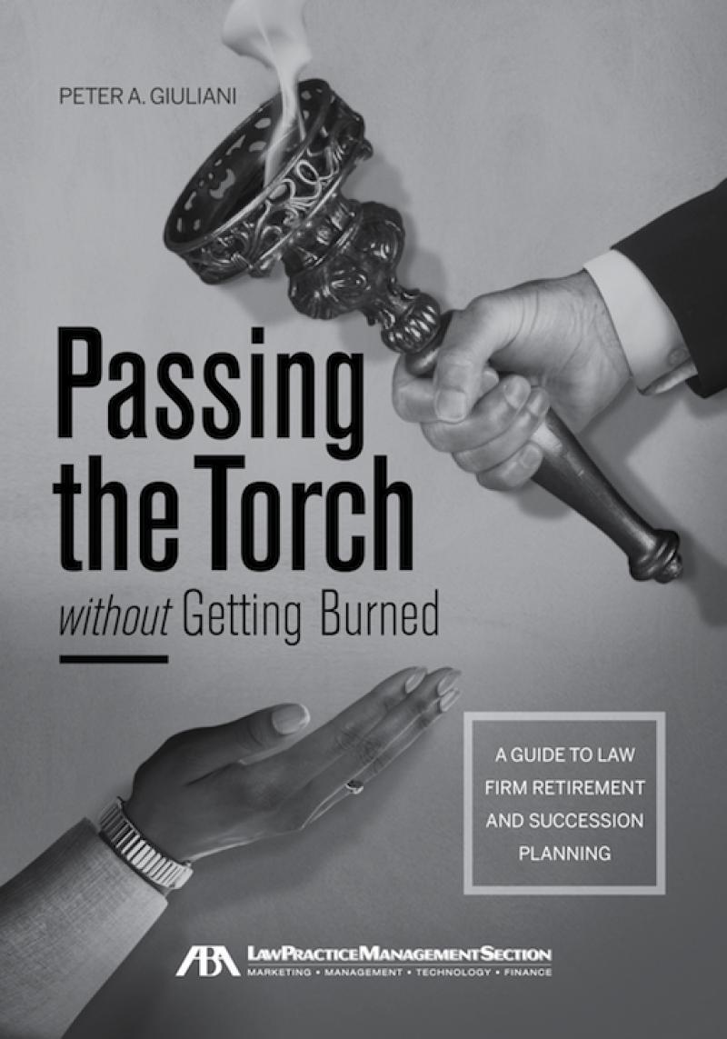 Passing The Torch Without Getting Burned A Guide To Law Firm - Law firm succession plan template