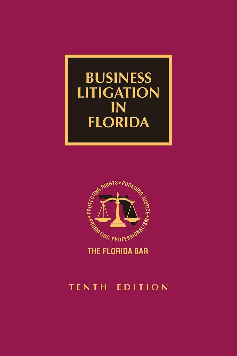 Business Litigation in Florida | LexisNexis Store