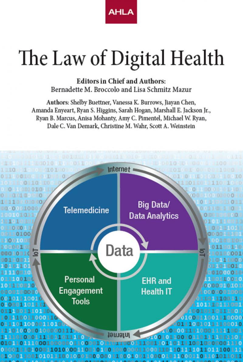AHLA The Law of Digital Health, First Edition
