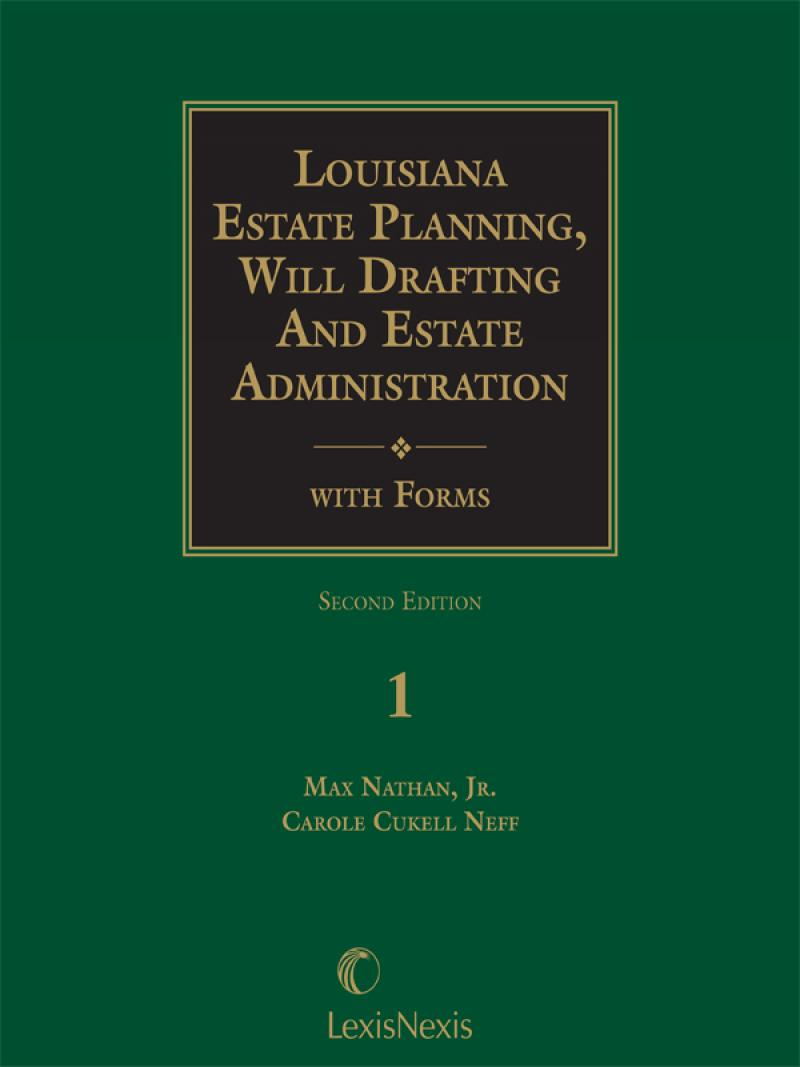louisiana estate planning will drafting and estate administration