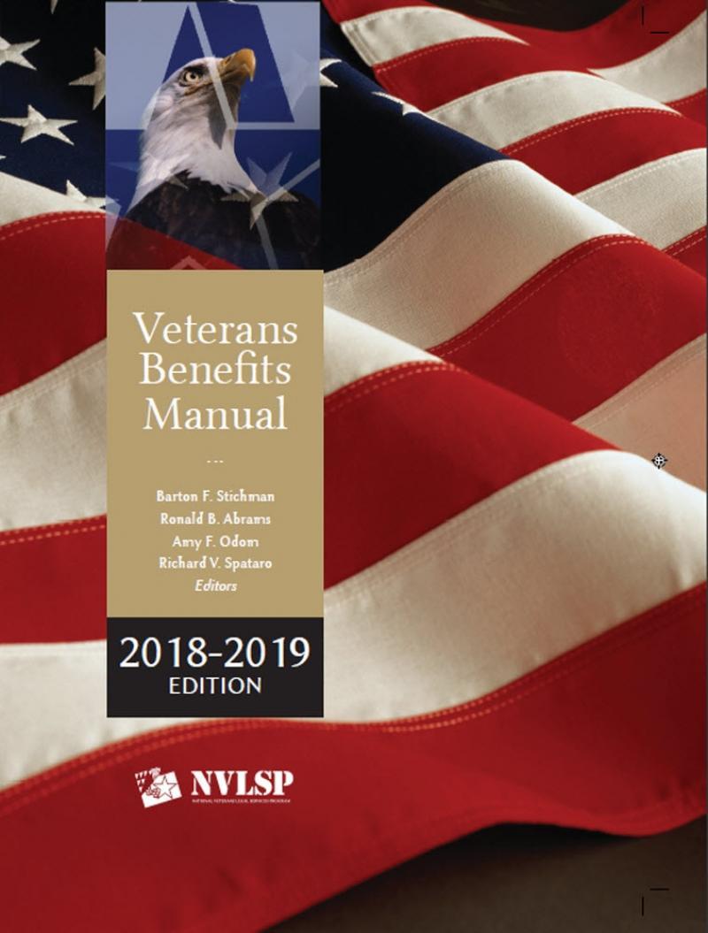 Veterans Benefits Manual | LexisNexis Store