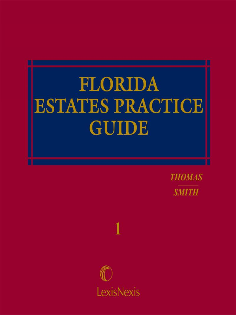 Florida Estates Practice Guide