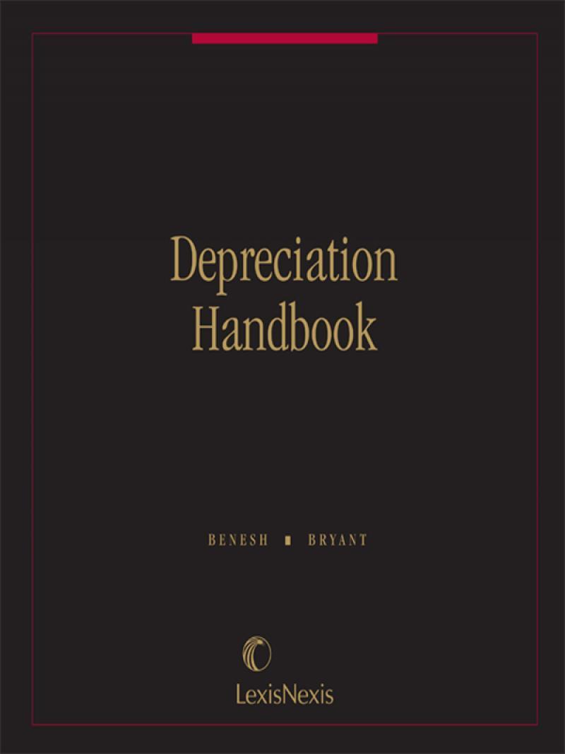 Depreciation handbook lexisnexis store falaconquin