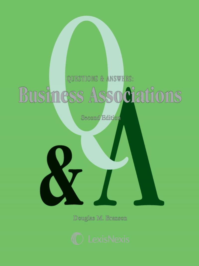 Questions & Answers: Business Associations | LexisNexis Store