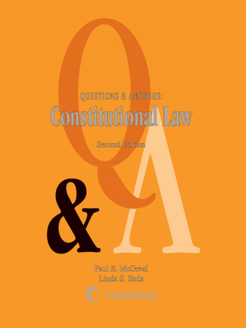 constitutional law essays questions answers Model essay lawskoolcomau jonny-boy's model constitutional law essay introduction the high court has taken a too narrow approach in interpreting sections 51(i.