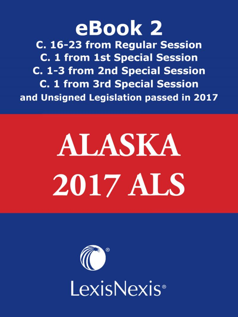 alaska advance legislative service