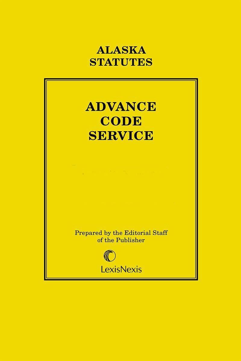 alaska advance code service