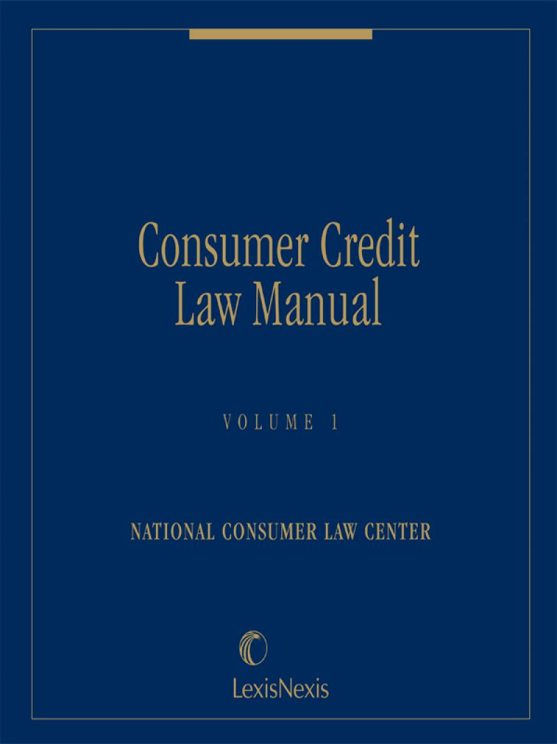 consumer credit and the law of