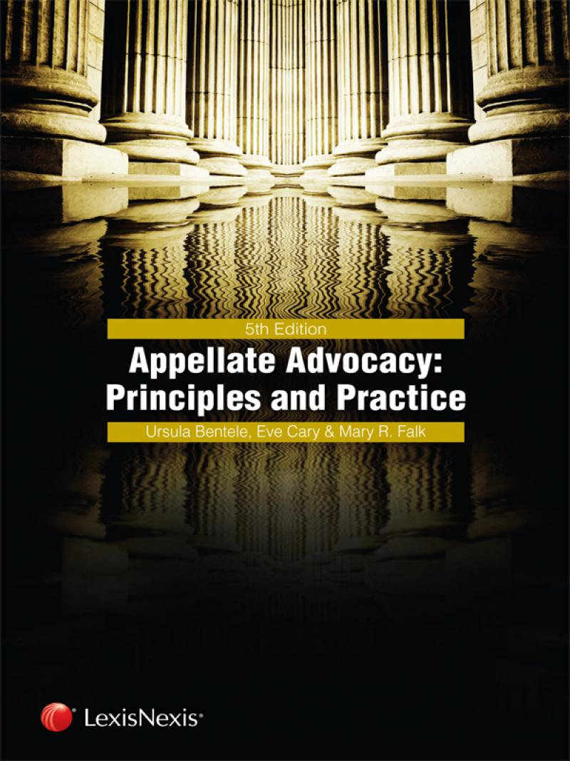 Appellate advocacy principles and practice lexisnexis store appellate advocacy principles and practice fandeluxe Images