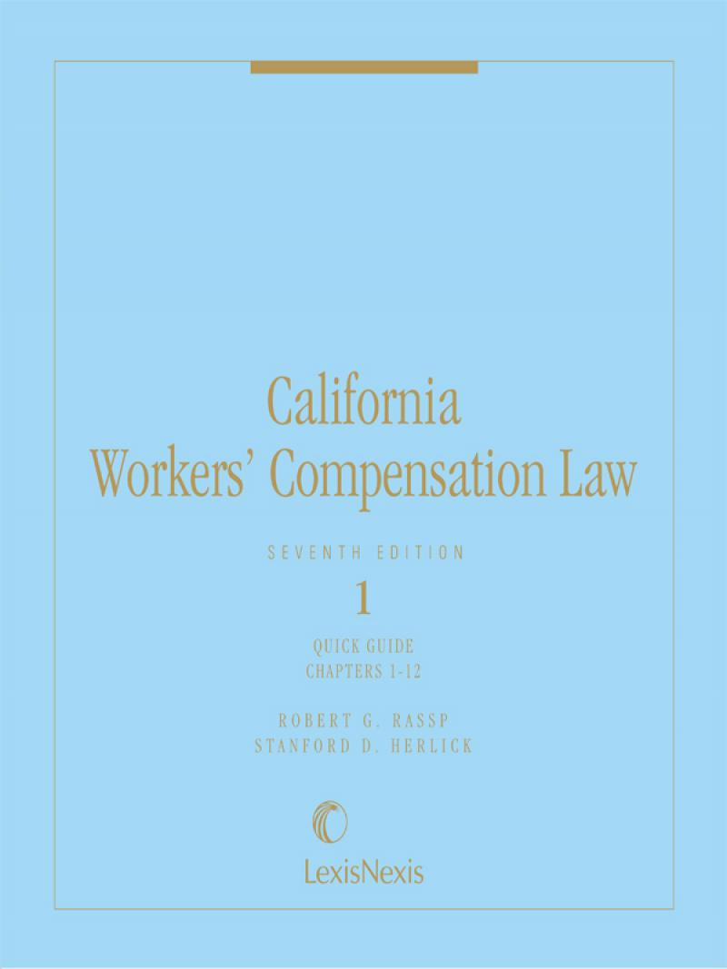 New York State Workers Compensation Law Created 1914