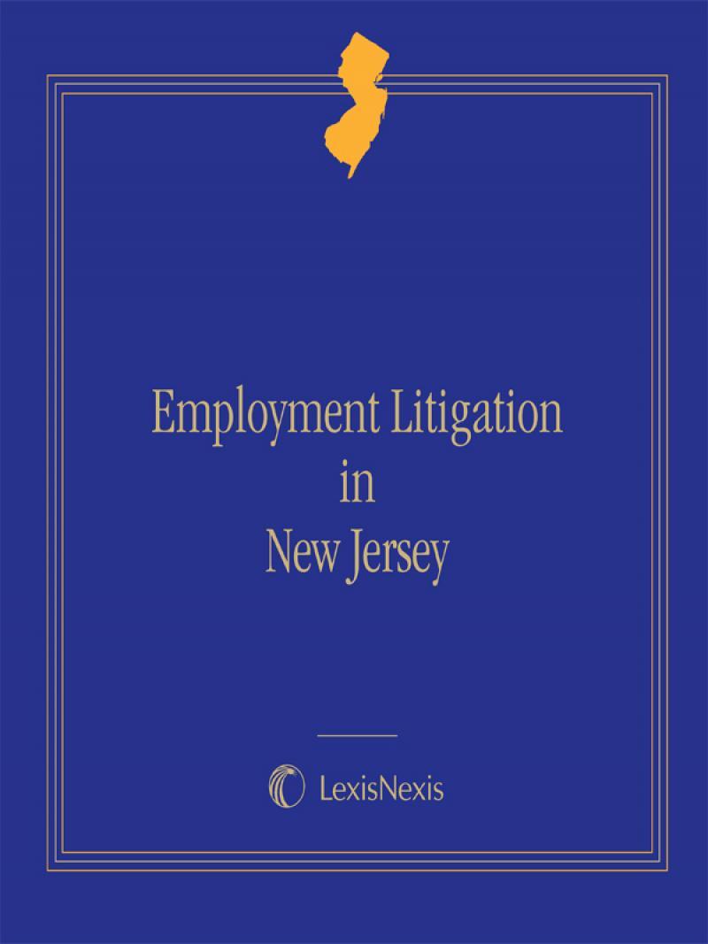 Employment Litigation In New Jersey Lexisnexis Store