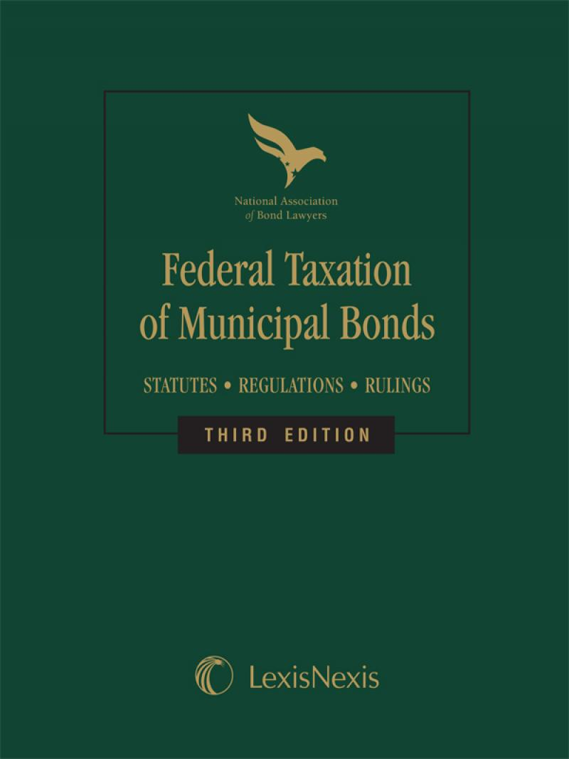 Federal Taxation of Municipal Bonds