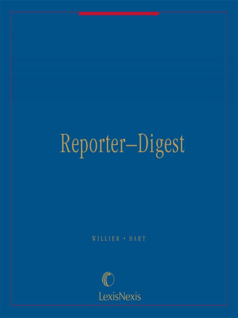 Uniform Commercial Code Reporter-Digest