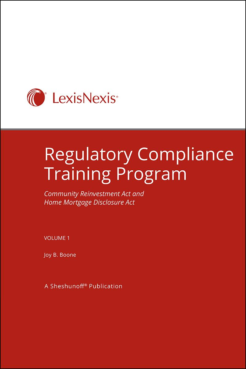 Regulatory compliance training program lexisnexis store - Compliance officer certification programs ...