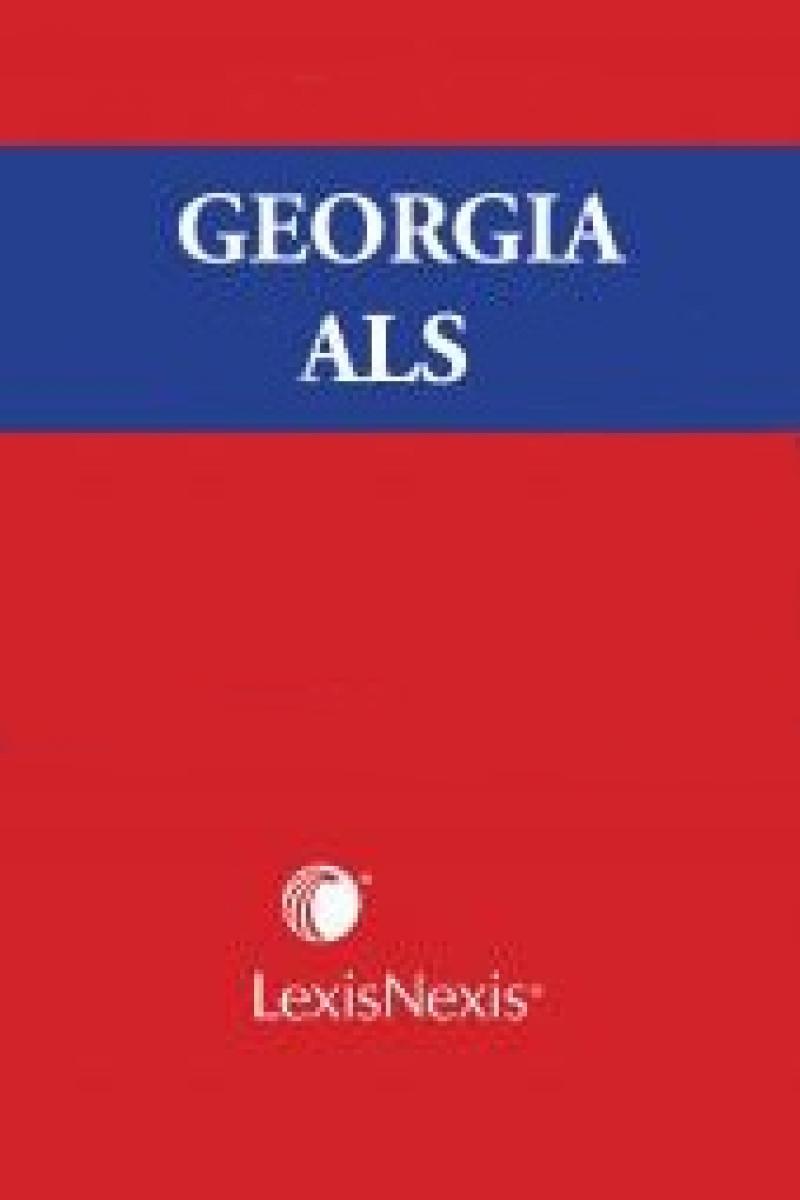 georgia advance legislative service