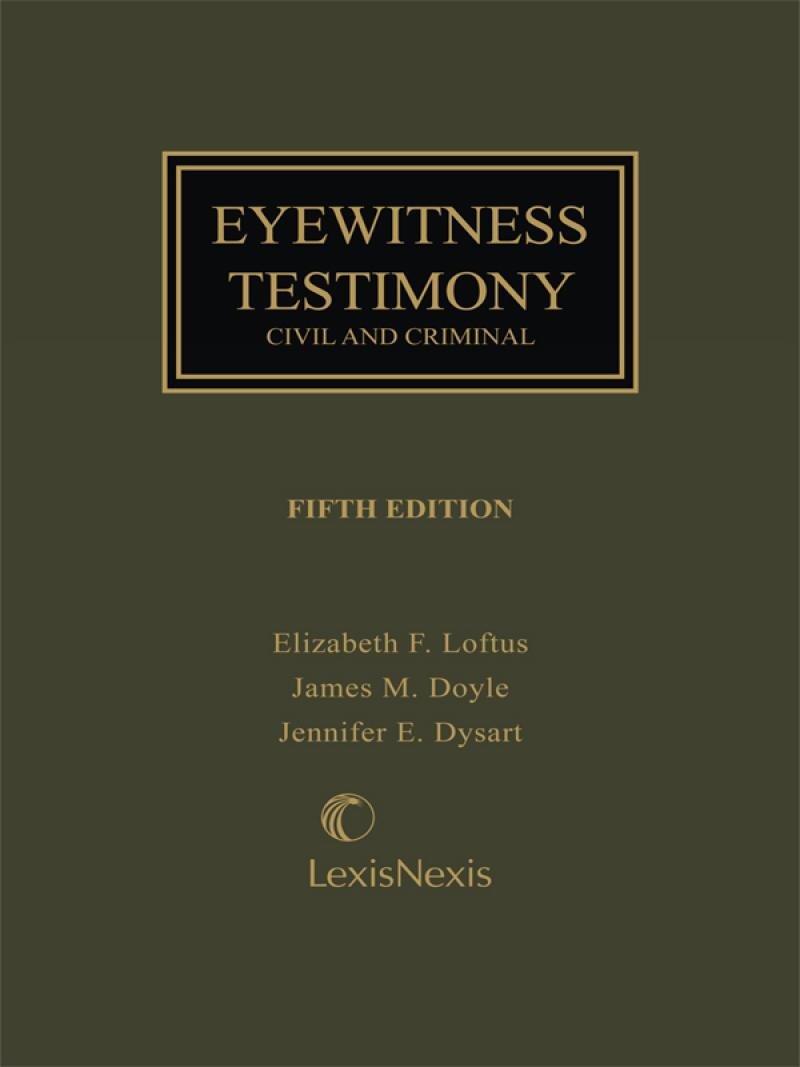 benefits of eyewitness testimony Keywords: eyewitness memory, eyewitness testimony, face processing, offender's memory, identification, fmri, real-life events, brain imaging introduction our face is a very salient part of our body and maybe the most memorable feature (henke et al, 1994 .