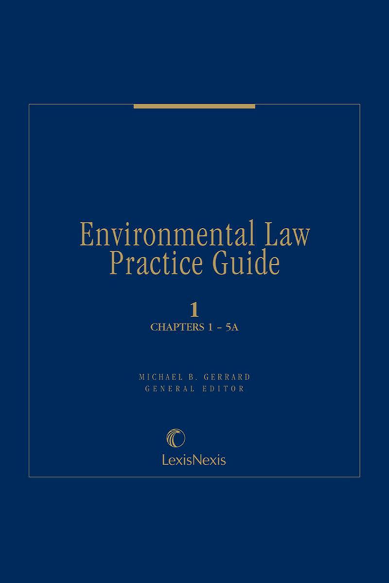 Environmental Law in New York Newsletter | LexisNexis Store