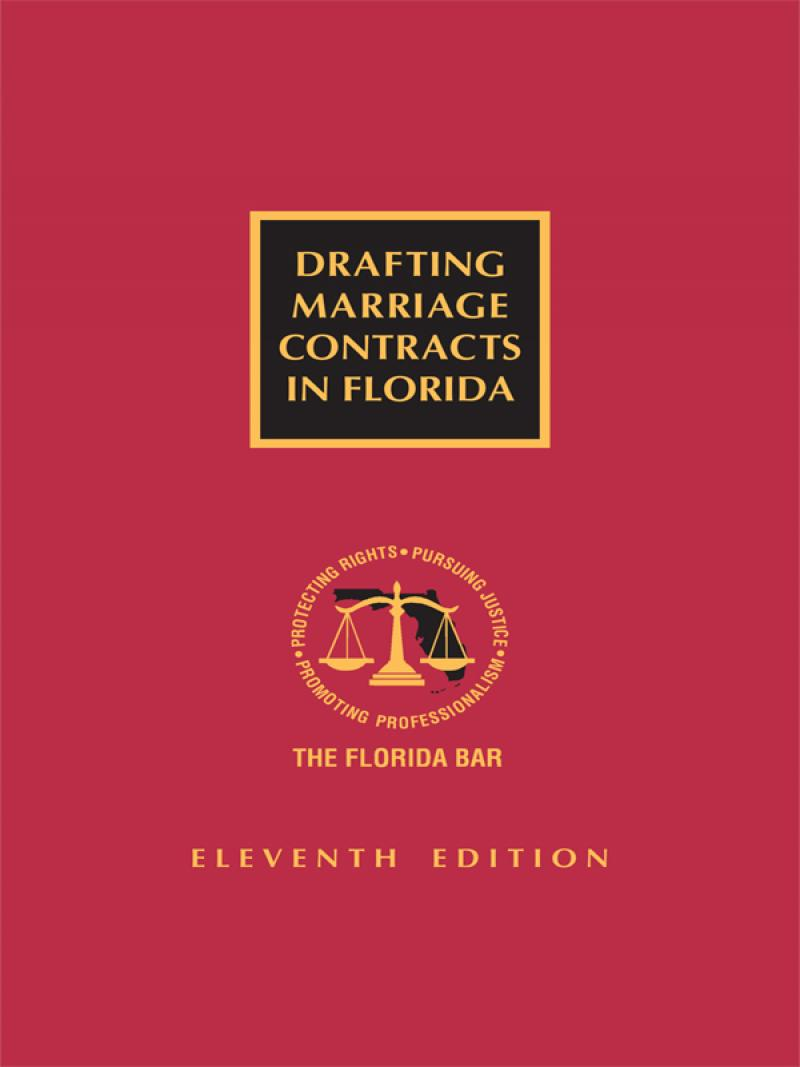 Drafting Marriage Contracts In Florida Lexisnexis Store
